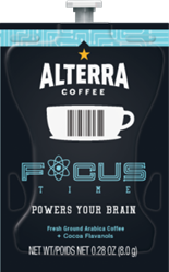 Alterra Coffee Focus Time Alterra Coffee Colombia Medium Flavia
