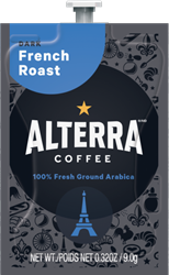 Alterra Coffee French Roast Alterra Coffee French Roast Flavia