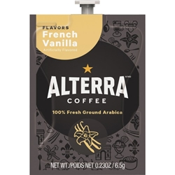 Alterra Coffee French Vanilla Alterra Coffee French Vanilla Flavia