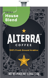 Alterra Coffee House Light Decaf Alterra Coffee House Light Decaf Flavia