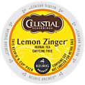 Celestial Seasoning Lemon Zinger Tea K-Cup