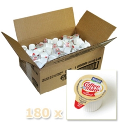 CoffeeMate Original Liquid Creamer Cups 180/ct CoffeeMate Original Liquid Creamer Cups
