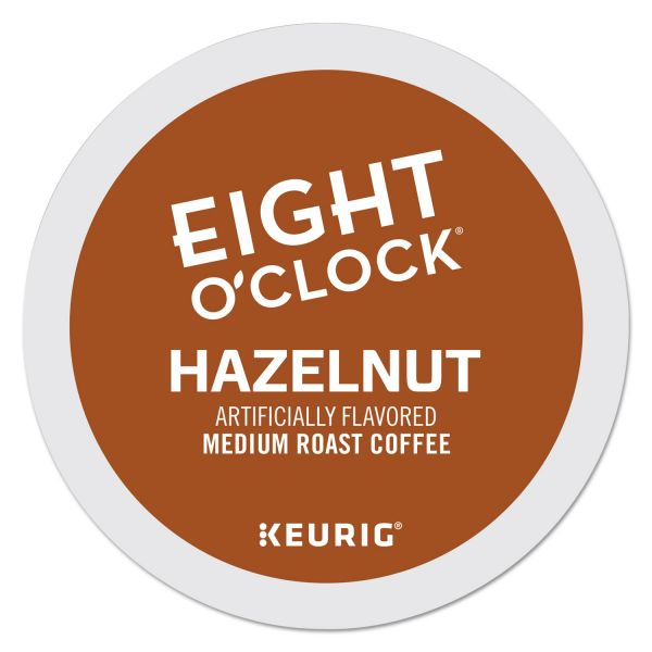 Eight O'clock Hazelnut K-Cup