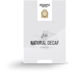 Ellis Natural Decaf Grind 10/1 lb