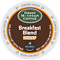 Green Mountain Breakfast Blend Decaffeinated K-Cup Green Mountain Breakfast Blend Decaffeinated K-Cup