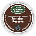 Green Mountain Sumatran Blend (Extra Bold) K-Cup Green Mountain Sumatran Blend (Extra Bold) K-Cup