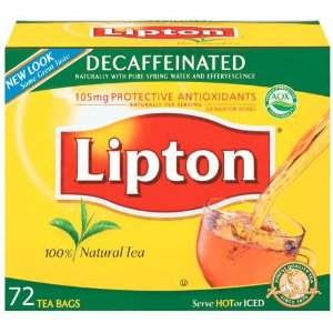 Lipton Tea Bags Decaf Lipton Tea Bags Decaf